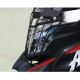 H-CB17-01-02-SL : SRC headlight guard CB500
