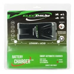 ACCUB03 - 110229499901 : Chargeur moto universel spécial Lithium CB500X CB500F CBR500R