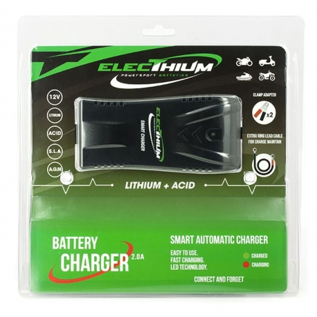 ACCUB03 : Universal battery charger special Lithium CB500
