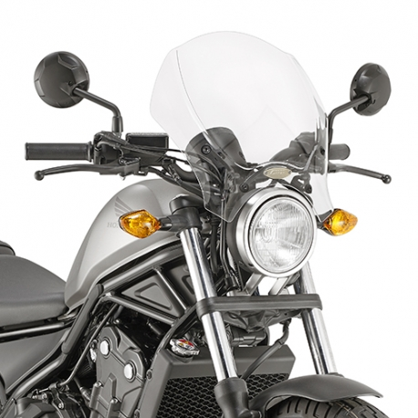 AL1160A : Givi Race Cafe windshield CB500X CB500F CBR500R