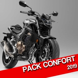 Pack confort origine Honda 2019