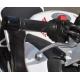 53175-KPP-T01 : Levier de frein origine Honda CB500X CB500F CBR500R