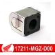 17211-MGZ-D00 : Honda stock air filter CB500X CB500F CBR500R