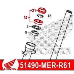 Honda OEM fork seal