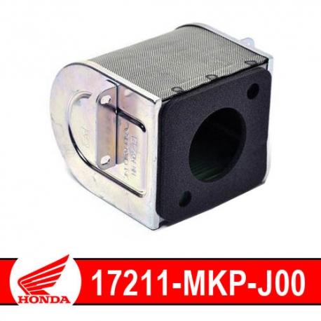 17211-MKP-J00 : Honda stock air filter CB500X CB500F CBR500R