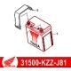 31500-KZZ-J81 : Batterie origine Honda Yuasa YTZ8V CB500X CB500F CBR500R