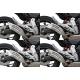 QH6333 : Ixrace Z7 inox exhaust CB500X CB500F CBR500R