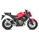 QH6334 : Ixrace Z7 inox exhaust 2016 CB500X CB500F CBR500R