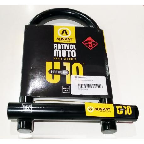 103138499901 : Antivol U Auvray CB500X CB500F CBR500R