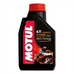 Motul engine oil 7100 10w30