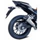 WH6636 : Echappement Ixrace M9 Inox 2019 CB500X CB500F CBR500R