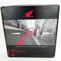 06406-MGZ-D00 : Honda OEM chain kit CB500