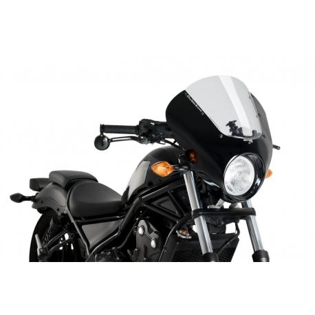 CUP0011* : Dark Night Rebel windshield CB500X CB500F CBR500R