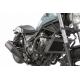 DG0041N : 2.5cm crash bars CB500X CB500F CBR500R