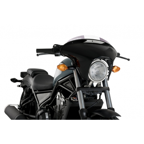 BTM0002W : Bulle Batwing SML Rebel CB500X CB500F CBR500R