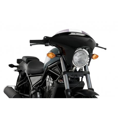 BTM0002W : Rebel Batwing windscreen CB500X CB500F CBR500R