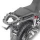 1121FZ : Givi top case rack CB500X CB500F CBR500R