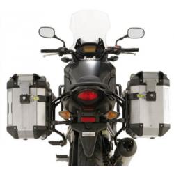 PL1121CAM : Givi TREKKER tubular side case mounts CB500X CB500F CBR500R