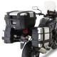 PL1121 : Supports valises latérales MONOKEY/RETRO FIT Givi CB500X CB500F CBR500R