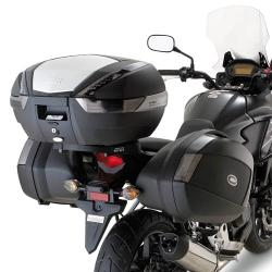 PLX1121 : Support de valises latérales V35 V37 MONOKEY SIDE Givi CB500X CB500F CBR500R