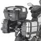 PLO1171MK : Supports valises latérales MONOKEY Givi CB500X CB500F CBR500R