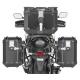PLO1171CAM : Givi side case mounts CB500X CB500F CBR500R