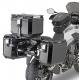 PLO1171CAM : Supports de valises latérales TREKKER Givi CB500X CB500F CBR500R