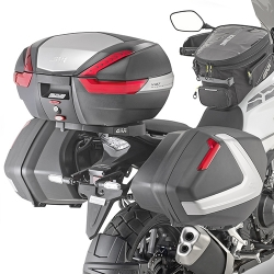 PLX1171 : Givi side case supports V35 V37 MONOKEY SIDE CB500X CB500F CBR500R