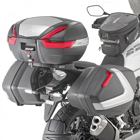 PLX1171 : Support de valises latérales V35 V37 MONOKEY SIDE Givi CB500X CB500F CBR500R