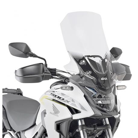 D1171ST : Givi high windshield CB500X CB500F CBR500R