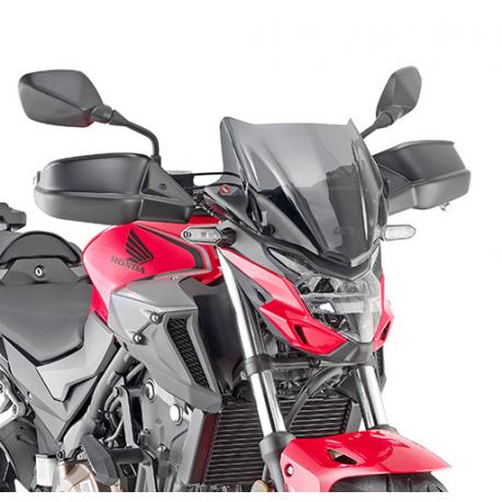 1176A + A1176A : Bulle sport Givi CB500X CB500F CBR500R