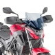1176A + A1176A : Givi smocked sport windshield CB500X CB500F CBR500R