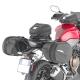 TE1176 : Support sacoches cavalières/Easylock Givi CB500X CB500F CBR500R