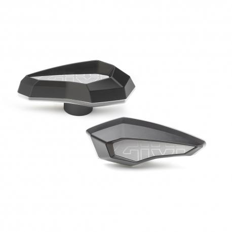SLD1176KIT + SLD01 : Givi sliders CB500X CB500F CBR500R