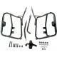PLX1176 : Support de valises latérales V35 V37 MONOKEY SIDE Givi CB500X CB500F CBR500R