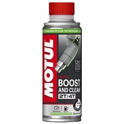 602049899901 : Motul Boost and clean performance CB500X CB500F CBR500R