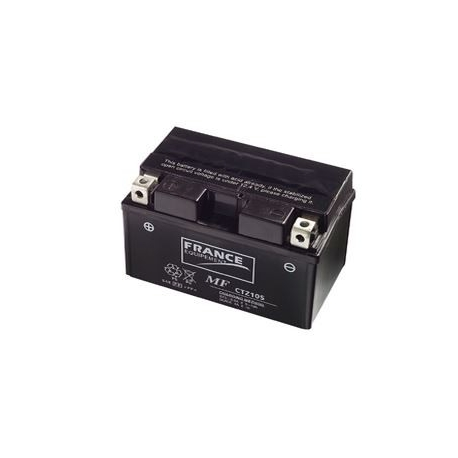 CTZ10S : Batterie France Equipement CTZ10S CB500