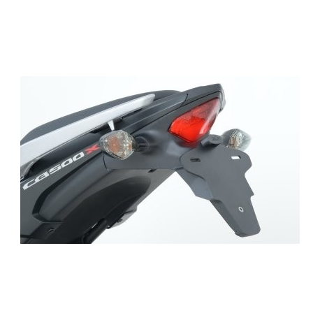 442446 : Support de Plaque R&G CB500X CB500F CBR500R