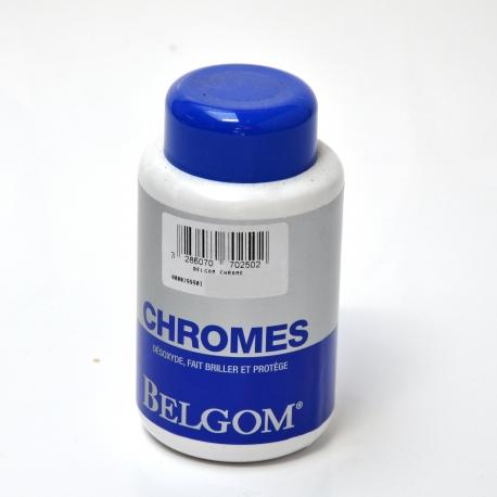 belgomchrome : Nettoyant chromes Belgom CB500X CB500F CBR500R