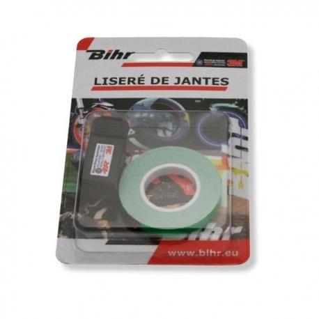 liserets : Bihr Reflective Rim Stickers CB500
