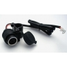 PRISE USB DP N : Prise 12V pour batterie CB500