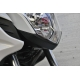 08F75-MGZ-J40 : Pointe optique carbone Honda CB500