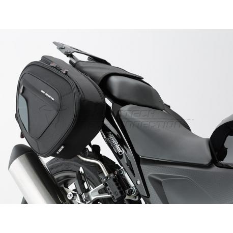 BC.HTA.01.740.10000/B : SW Motech saddle bags CB500