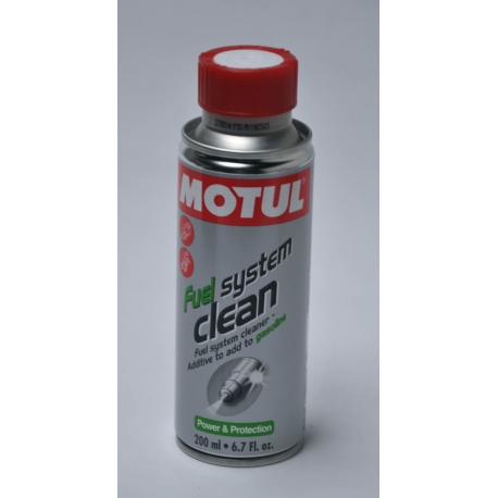 motul104878 : Fuel supply system cleaner CB500