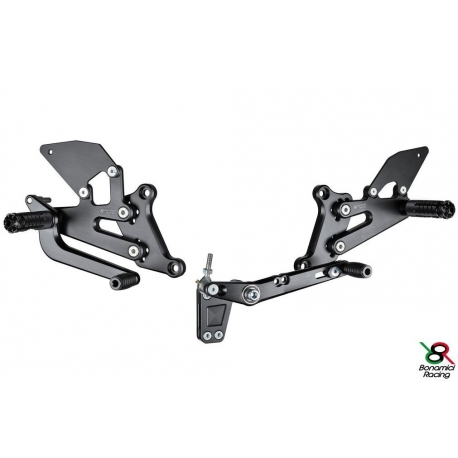 H011 : Bonamici rear sets CB500