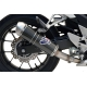 H116080CV : Silencieux Strada Termignoni Carbone CB500X CB500F CBR500R