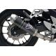 H116080CVI : Silencieux Strada Termignoni Carbone/inox CB500X CB500F CBR500R