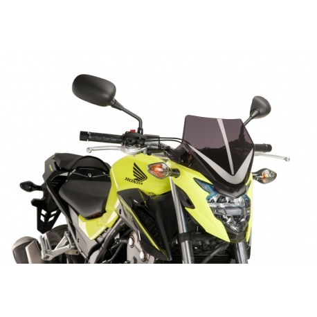 8923X : Puig Naked Sport Windscreen CB500