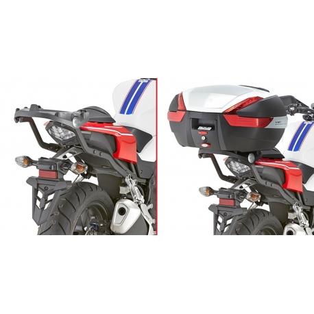 1152FZ : Support top case Givi CB500X CB500F CBR500R