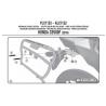 PLX1152 : Givi pannier holder PLX1152 CB500